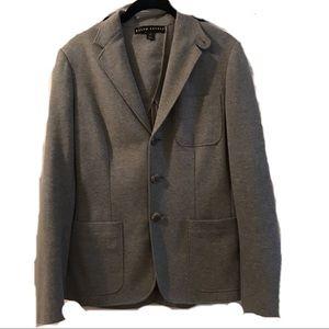 Black Label Ralph Lauren Gray Blazer Jacket Sz 8